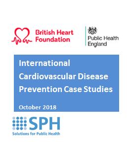 International Cardiovascular Disease Prevention case studies